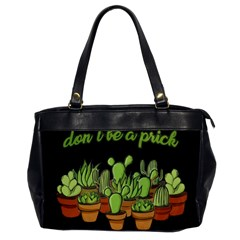 Cactus   Dont Be A Prick Office Handbags