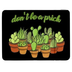 Cactus   Dont Be A Prick Samsung Galaxy Tab 7  P1000 Flip Case