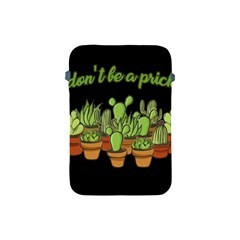 Cactus   Dont Be A Prick Apple Ipad Mini Protective Soft Cases