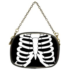 X Ray Chain Purses (two Sides)