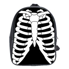 X Ray School Bags (xl)  by Valentinaart