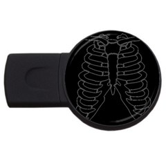X Ray Usb Flash Drive Round (2 Gb)