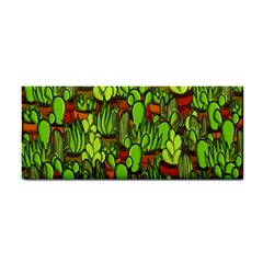 Cactus Cosmetic Storage Cases by Valentinaart