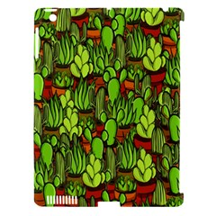 Cactus Apple Ipad 3/4 Hardshell Case (compatible With Smart Cover) by Valentinaart