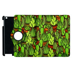 Cactus Apple Ipad 3/4 Flip 360 Case by Valentinaart