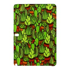 Cactus Samsung Galaxy Tab Pro 10 1 Hardshell Case by Valentinaart