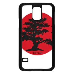 Bonsai Samsung Galaxy S5 Case (black)
