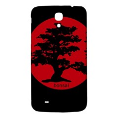 Bonsai Samsung Galaxy Mega I9200 Hardshell Back Case by Valentinaart