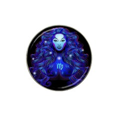 Sign Virgo Zodiac Hat Clip Ball Marker by Mariart