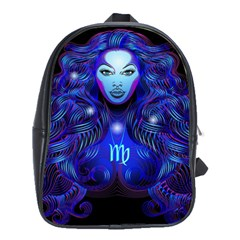 Sign Virgo Zodiac School Bags(large)