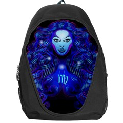 Sign Virgo Zodiac Backpack Bag by Mariart