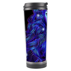 Sign Virgo Zodiac Travel Tumbler by Mariart