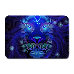 Sign Leo Zodiac Plate Mats by Mariart
