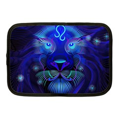 Sign Leo Zodiac Netbook Case (medium)  by Mariart