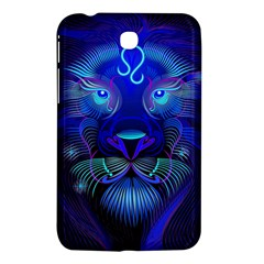 Sign Leo Zodiac Samsung Galaxy Tab 3 (7 ) P3200 Hardshell Case  by Mariart
