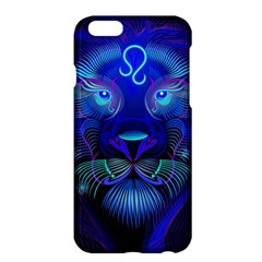 Sign Leo Zodiac Apple Iphone 6 Plus/6s Plus Hardshell Case by Mariart