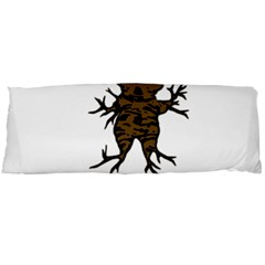 Mandrake Plant Body Pillow Case Dakimakura (two Sides) by Valentinaart