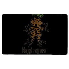 Mandrake Plant Apple Ipad 2 Flip Case by Valentinaart