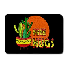 Cactus   Free Hugs Plate Mats by Valentinaart