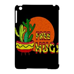 Cactus   Free Hugs Apple Ipad Mini Hardshell Case (compatible With Smart Cover)
