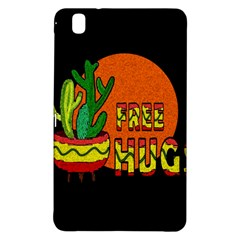 Cactus   Free Hugs Samsung Galaxy Tab Pro 8 4 Hardshell Case by Valentinaart