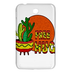 Cactus   Free Hugs Samsung Galaxy Tab 3 (7 ) P3200 Hardshell Case  by Valentinaart