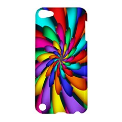 Star Flower Color Rainbow Apple Ipod Touch 5 Hardshell Case
