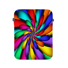 Star Flower Color Rainbow Apple Ipad 2/3/4 Protective Soft Cases by Mariart