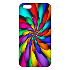 Star Flower Color Rainbow Iphone 6 Plus/6s Plus Tpu Case by Mariart