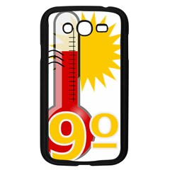 Thermometer Themperature Hot Sun Samsung Galaxy Grand Duos I9082 Case (black) by Mariart