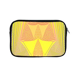Wave Chevron Plaid Circle Polka Line Light Yellow Red Blue Triangle Apple Macbook Pro 13  Zipper Case by Mariart