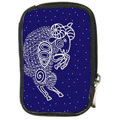 Aries Zodiac Star Compact Camera Cases by Mariart