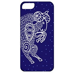 Aries Zodiac Star Apple Iphone 5 Classic Hardshell Case by Mariart