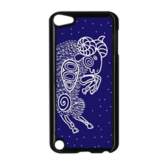 Aries Zodiac Star Apple Ipod Touch 5 Case (black) by Mariart