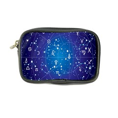 Astrology Illness Prediction Zodiac Star Coin Purse by Mariart