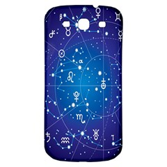 Astrology Illness Prediction Zodiac Star Samsung Galaxy S3 S Iii Classic Hardshell Back Case by Mariart