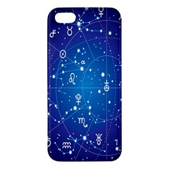 Astrology Illness Prediction Zodiac Star Apple Iphone 5 Premium Hardshell Case by Mariart