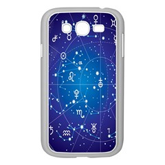 Astrology Illness Prediction Zodiac Star Samsung Galaxy Grand Duos I9082 Case (white) by Mariart