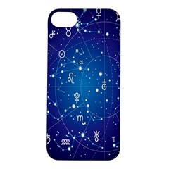Astrology Illness Prediction Zodiac Star Apple Iphone 5s/ Se Hardshell Case by Mariart