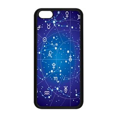 Astrology Illness Prediction Zodiac Star Apple Iphone 5c Seamless Case (black) by Mariart