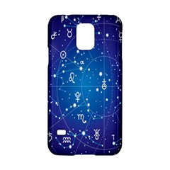 Astrology Illness Prediction Zodiac Star Samsung Galaxy S5 Hardshell Case  by Mariart