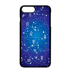 Astrology Illness Prediction Zodiac Star Apple Iphone 7 Plus Seamless Case (black) by Mariart