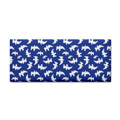 Birds Silhouette Pattern Cosmetic Storage Cases by dflcprintsclothing