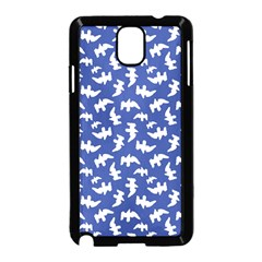Birds Silhouette Pattern Samsung Galaxy Note 3 Neo Hardshell Case (black) by dflcprintsclothing