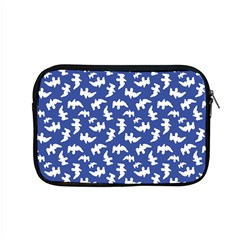 Birds Silhouette Pattern Apple Macbook Pro 15  Zipper Case by dflcprintsclothing