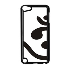 Bengali Om Symbol  Apple Ipod Touch 5 Case (black) by abbeyz71