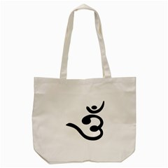 Bengali Om Symbol Tote Bag (cream) by abbeyz71