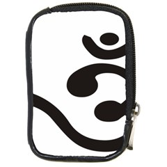 Bengali Om Symbol Compact Camera Cases by abbeyz71