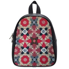 Beautiful Art Pattern School Bags (small)  by Nexatart
