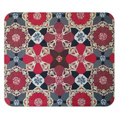 Beautiful Art Pattern Double Sided Flano Blanket (small)